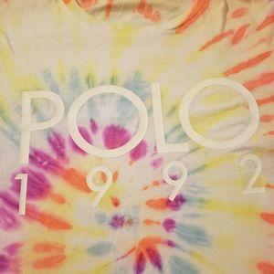 Polo by Ralph Lauren Shirts - Polo Ralph Lauren Montauk tie dye tshirt
